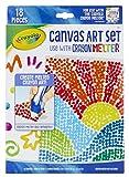 Crayola Pixel Art, Crayon Melter Expansion, Gift for Kids, 8, 9, 10, 11
