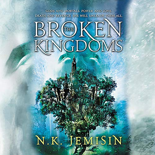 The Broken Kingdoms  By  cover art