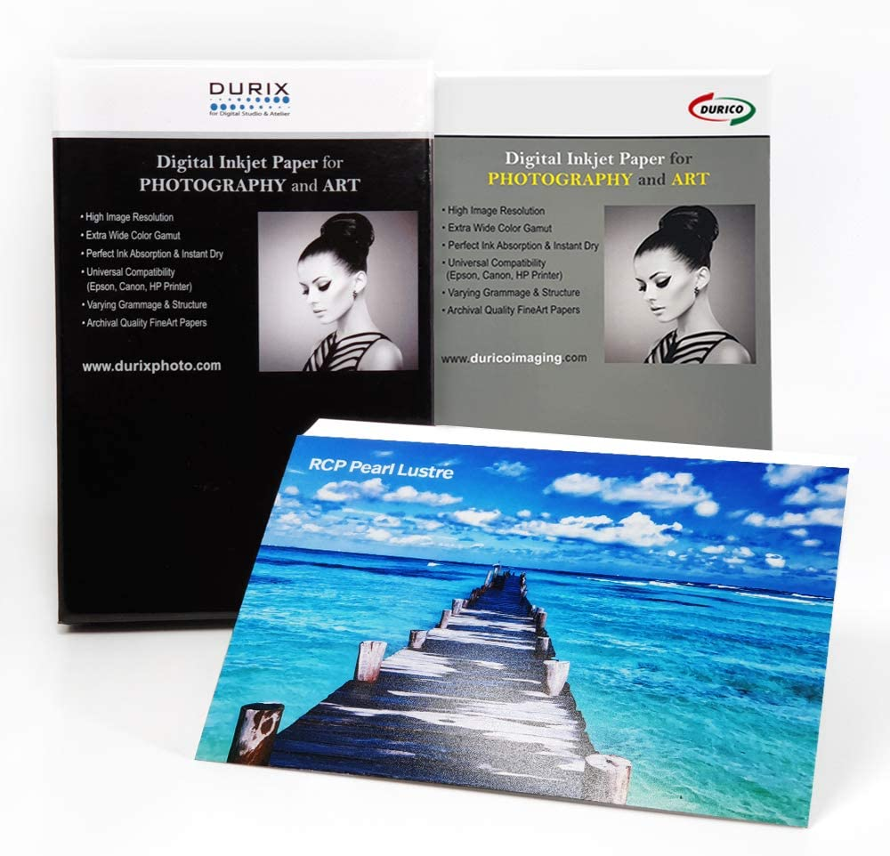 DURICO Long-awaited RCP Pearl Lustre 300gsm In stock Digital Photo x Paper Inkjet 13