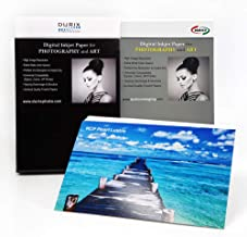 DURIX RCP Pearl Lustre 300gsm Digital Inkjet Photo Paper (5-x-7-inch/ 100 sheets)