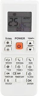 LIDERT Control Aire Acondicionado Universal Remplazo Compatible con Mirage, York, LG, Samsung Programación Automática, Com...