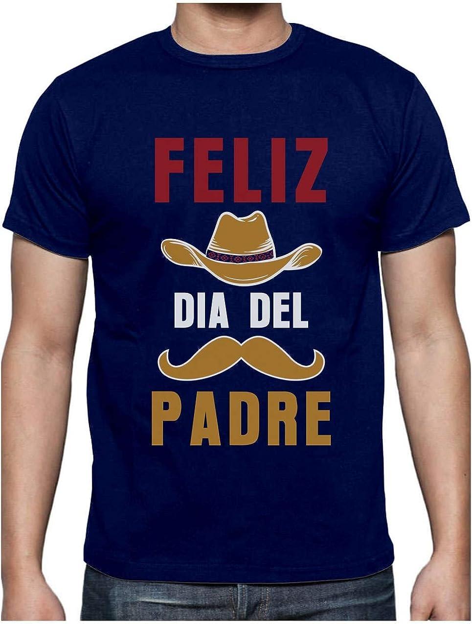 Green Turtle Camiseta para Hombre - Feliz Día del Padre - Regalo para Papá