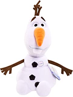 Disney Frozen Olaf Talking Bean Plush