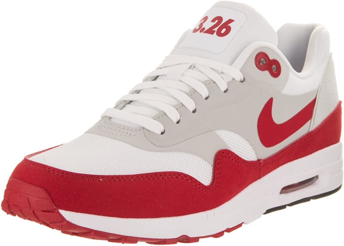 Nike Sportswearair Max 1 Ultra 2.0 Le Chaussures Blanc/Rouge ...
