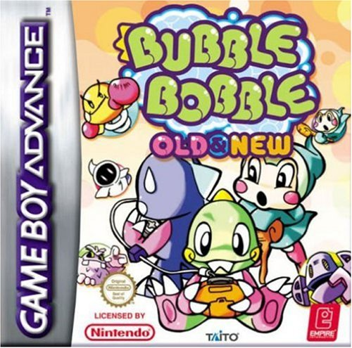 Bubble Bobble : Old & New [FR Import]