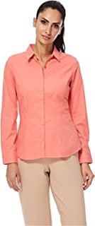 Nautica Shirts For Women, Coral L
