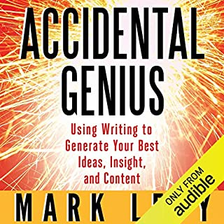 Couverture de Accidental Genius