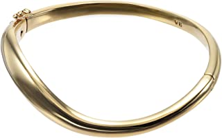 [ヴァンドーム ブティック] VENDOME BOUTIQUE ゴールドカラーメタル モダンブレスレット VBMB9060LSAU