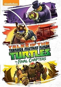 Tales of the Teenage Mutant Ninja Turtles  The Final Chapters