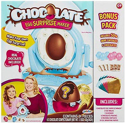 Chocolate Huevo Sorpresa Maker Bonus Pack 24 PIEZAS