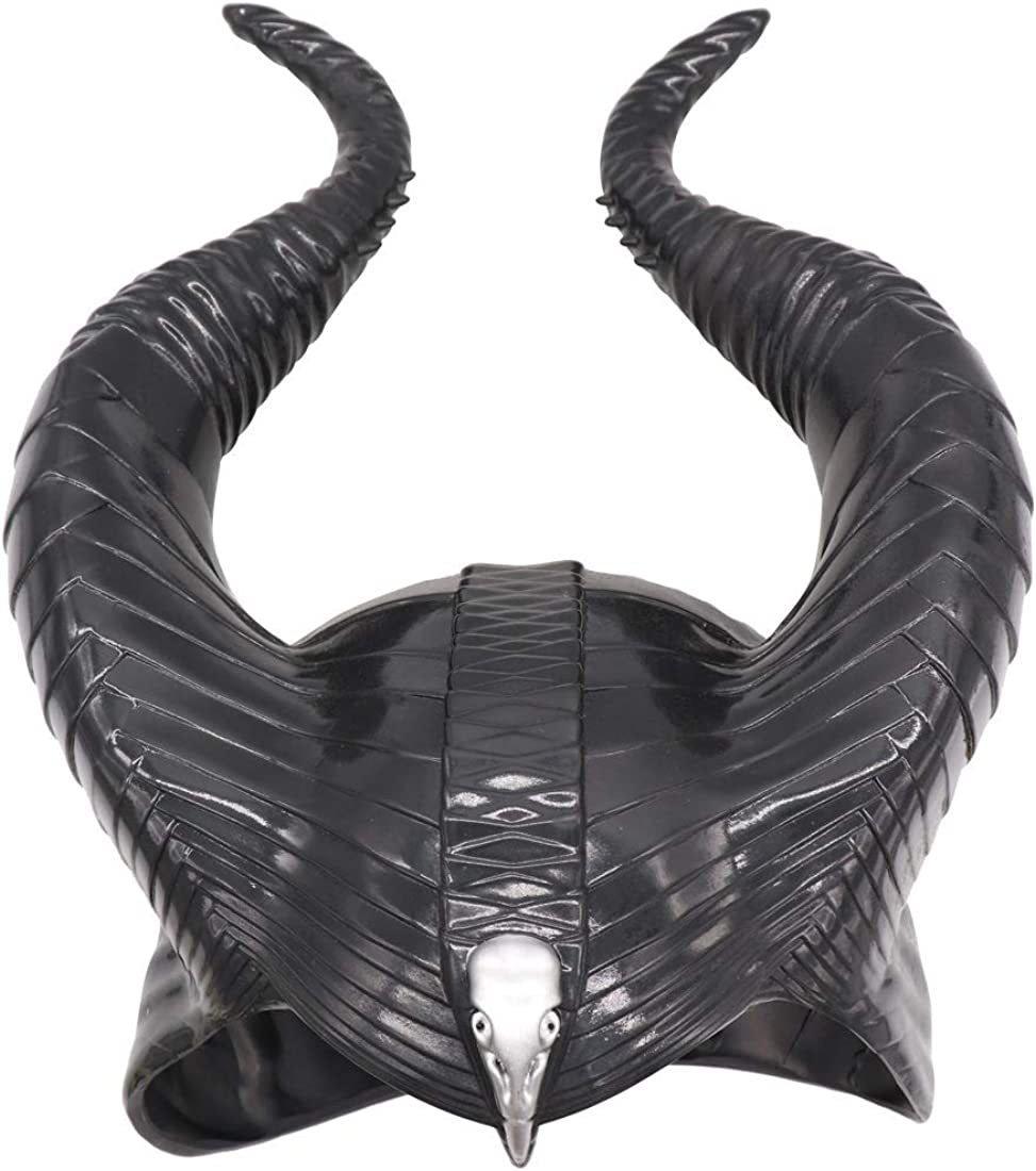 URCreative Houston Mall Deluxe Maleficent Horns Costumes Limited price sale Halloween Headwear H
