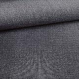 Las telas... Tela de toldo gris con teflón por metros ancho 3,20mtr. 1 mtr.