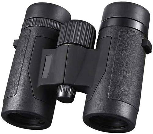 GCCI Télescope à Double Cylindre 10X42 HD Jumelles Extérieures à Grossissement élevé Portable Vision Nocturne Miroitante Ranging Ultra Clear