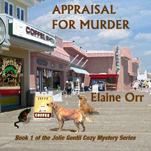 Appraisal for Murder audiobook cover art