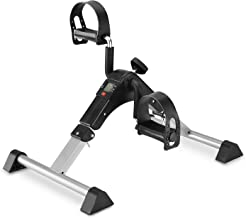 MOMODA Medical Exercise Bike Foot Peddler for Leg and Arm Recovery