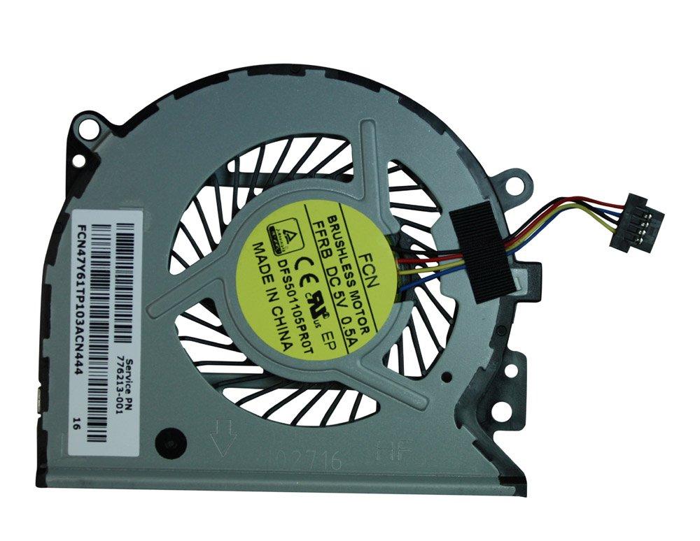 Power4Laptops Ventilador para Ordenadores portátiles