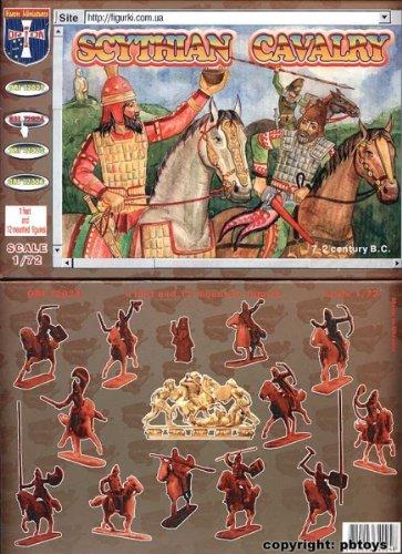 ORION ori72024 – Scythians Cavalry, 700–200 B.C., Plastique de modèle