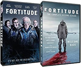 Fortitude Seasons 1 & 2 DVD Set