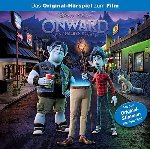 Onward (Audio CD)