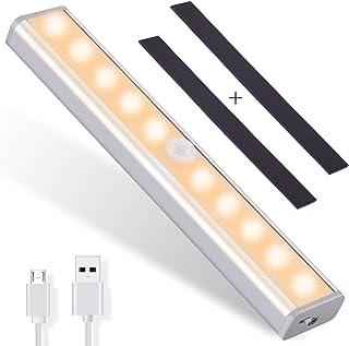 4x LED Unterbauleuchte Unterbaustrahler Aufbauleuchte Schrankbeleuchtung HOME