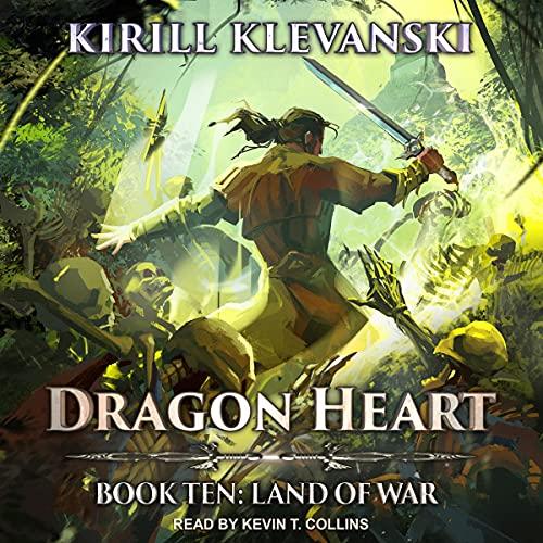 Land of War cover art