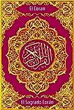 El Corán El Sagrado Corán en Español Con notas: sagrado coran el coran en español libro Texto árabe y traducción de sus significados al español - - Gran formato el sagrado coran español