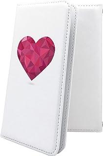 ZenFone4 Max ZC520KL ケース 手帳型 ハート ペアルック ペア ハート love kiss キス 唇 ゼンフォン4 ゼンフォーン4 セルフィー 手帳型ケース 女の子 女子 女性 レディース zenfone 4 かわいい 可愛い kawaii lively