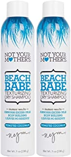 Champú seco texturizante de playa de 2 piezas de Not Your Mother, 354 ml