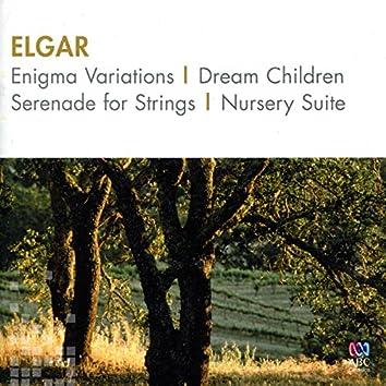 Elgar: Enigma Variations / Dream Children / Serenade For Strings / Nursery Suite