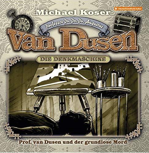Prof.Van Dusen und der Grundlose Mord-Folge 30