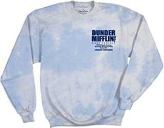Ripple Junction The Office Adult Dunder Mifflin Scranton Bus Park Fleece Hoodie