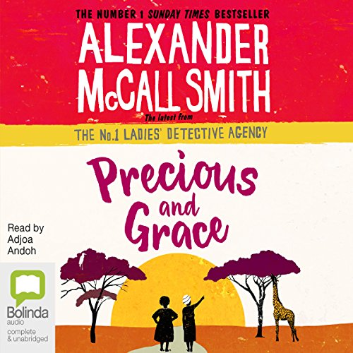 Couverture de Precious and Grace