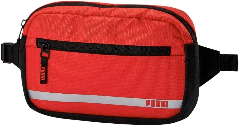PUMA Mens Formation Waist Pack - Red