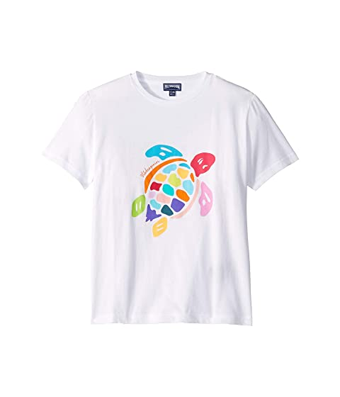 Vilebrequin Kids Turbine Tortue Multicolor T-Shirt (Toddler/Little Kids/Big Kids)