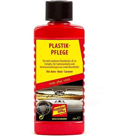 Number One 1004 Plastikpflege Plastikreiniger 200 Ml Auto