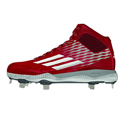 best sneakers 9b313 6e67c adidas Performance Men s PowerAlley 3 Mid Baseball Shoe