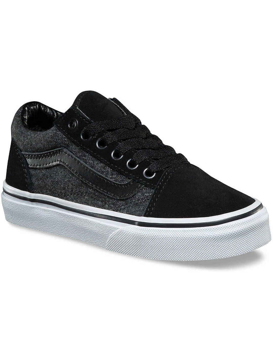Vans Kids Old Skool Suede Skate Sneaker