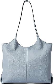 BOSTANTEN Damen Weiches Leder Handtaschen Groß Schultertasche Designer Frauen ledertaschen