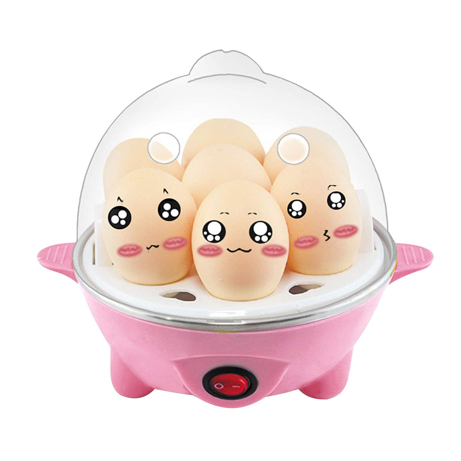 FIgures Rapid Egg Cooker Complete Free Shipping Easy Poacher Surprise price Capac Electric 7