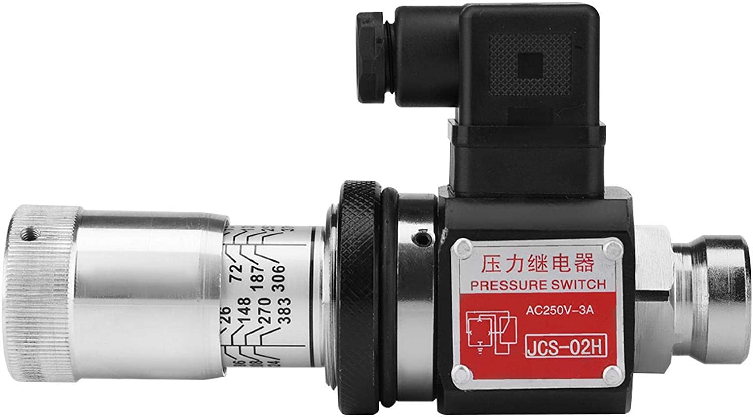 Pressure Relay Switch Hydraulic PT1 H 4 Topics on TV JCS-02H Limited time cheap sale