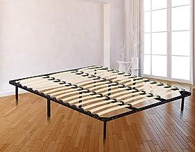 King Metal Bed Frame - Bedroom Furniture