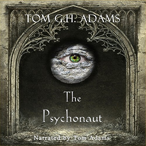 The Psychonaut audiobook cover art