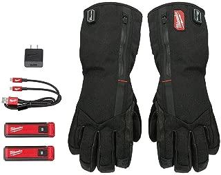 Milwaukee 561-21L REDLITHIUM USB Heated Gloves L
