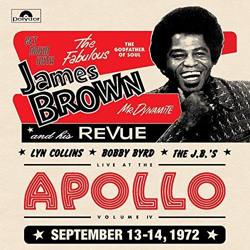 Live At The Apollo 1972...