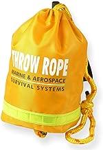 Goglobe Rescue Throw Bag 60 Feet Floating Rope Boating Kayaking Ice Fishing Safety