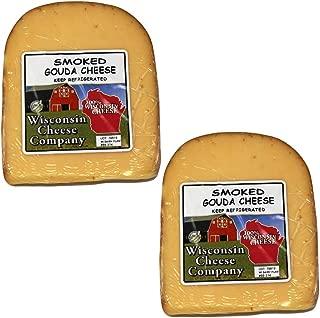 Smoked Gouda Cheese Blocks (2 Pack)