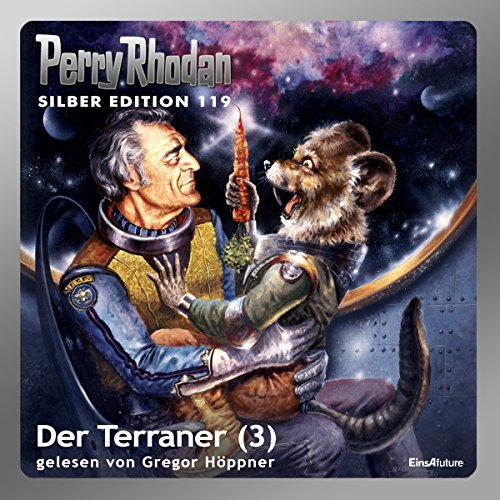 Der Terraner, Teil 3 audiobook cover art