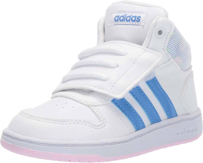 adidas Unisex-Child Hoops Mid 2.0 Sneaker