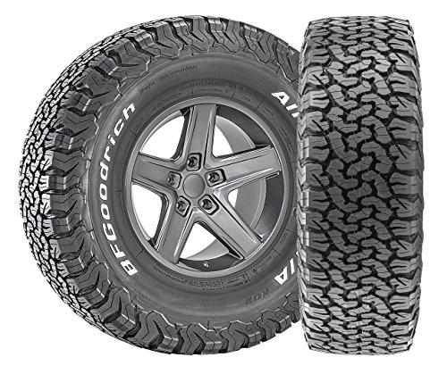 BFGoodrich All-Terrain T/A KO2 radial Tire-LT265/70R17 121E