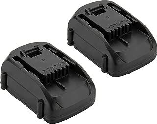 Lotive 2Packs 2500mAh Li-ion WA3512 18V Replacement Battery for Worx WA3512.1 WG151 WX163 WG151E WU287 WU381 WG251 Cordless Drill Tools